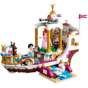 du thuyền ariel