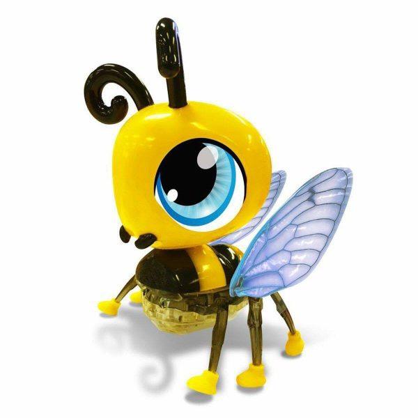 chú ong robot lắp ghép