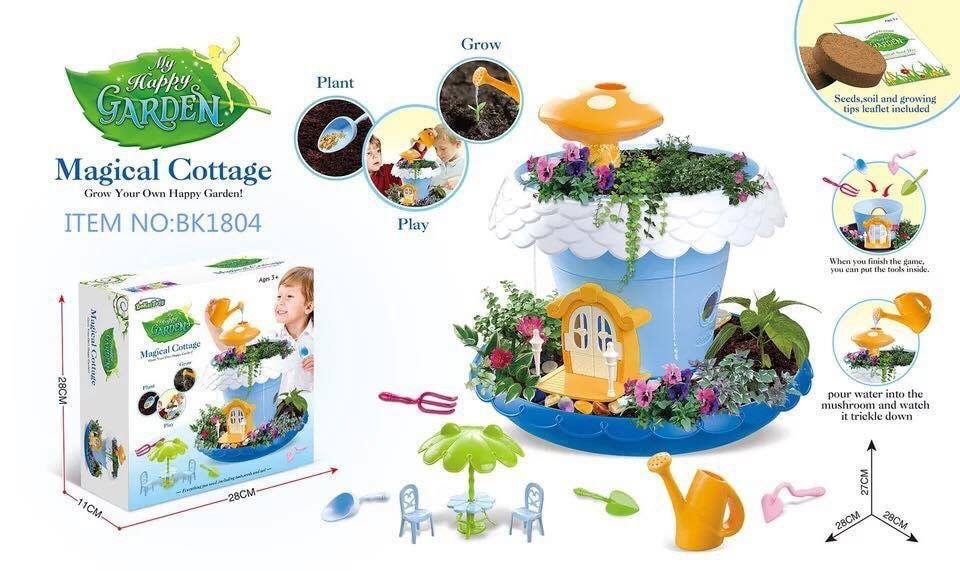 Bộ đồ chơi bé tập trồng cây