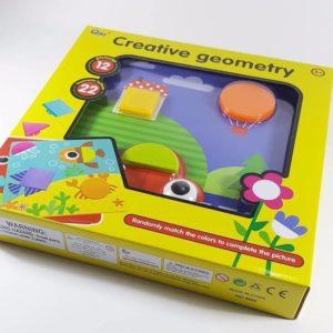 Xếp hình sáng tạo Creative Geometry