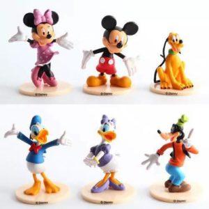bộ sưu tập mickey và những người bạn