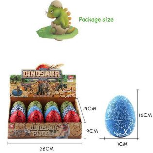 bộ sưu tập trứng khủng long