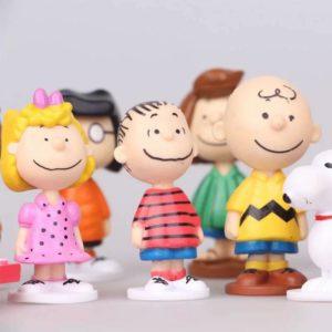 Snoopy và những nguời bạn