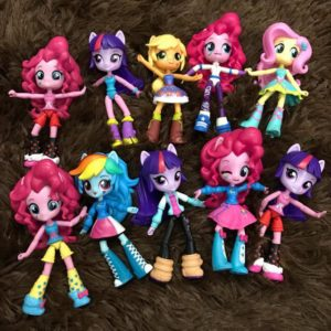 Pony Equestrial Girl
