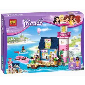 Lego quán kem ngọn hải đăng