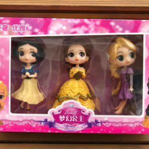 Set 3 công chúa disney