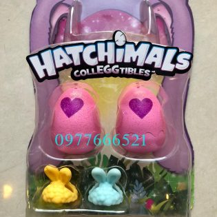 vỉ trứng hatchimals session 5