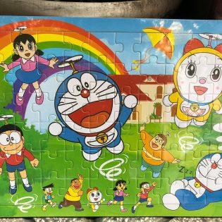 tranh ghép gỗ puzzle