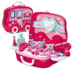 đồ chơi vali trang điểm cho bé
