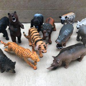 bộ sưu tập thú rừng size to
