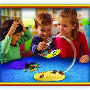 Bộ đồ chơi cân bằng thảm Aladin