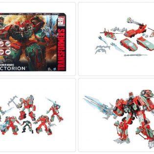 Robot transformer biến hình