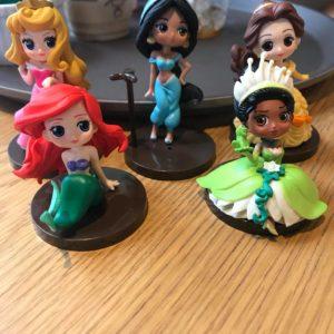 Set 8 công chúa disney xinh đẹp