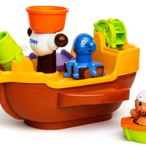 Đồ chơi nhà tắm tàu cướp biển Toomies