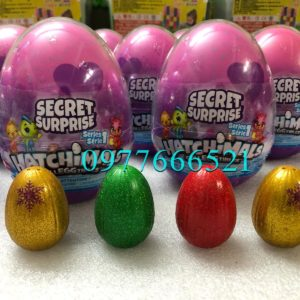 Trứng hatchimals Secret Suprise