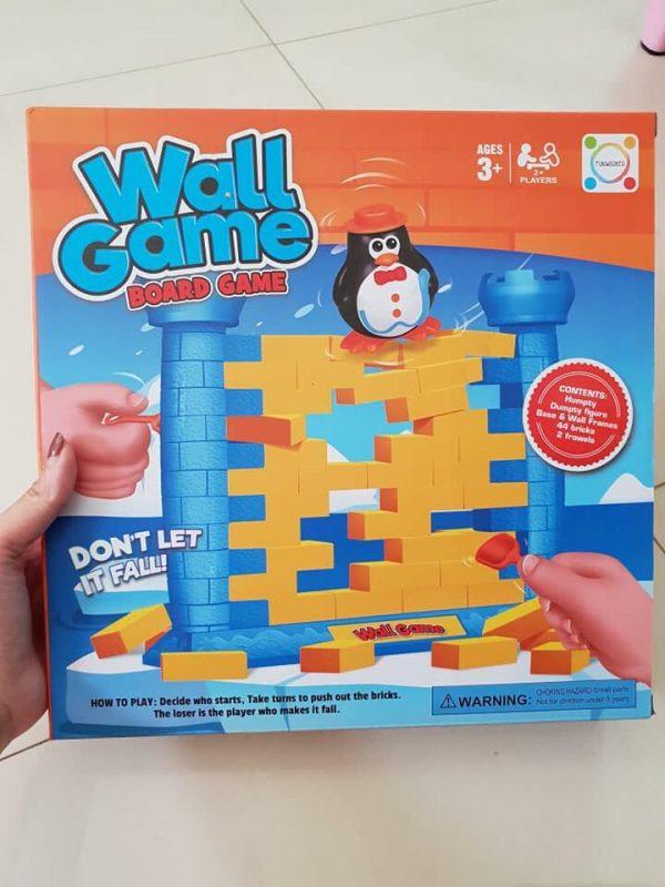 Bộ trò chơi Chim Cánh Cụt phá tường