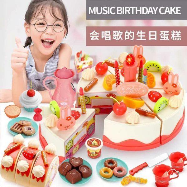 Set bánh sinh nhật 82 món