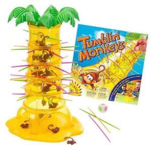 Trò chơi rút khỉ - Tumblin Monkey