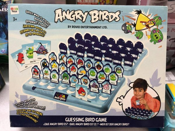 Angry Birds Guessing Game