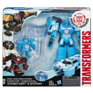 Bộ mô hình robot Transfomer