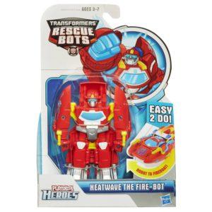 Bộ mô hình robot Transfomer Rescue Bots