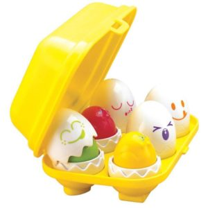 Tomy Hide N Squeak Eggs