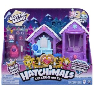 Hatchimals Glitter Salon - Tiệm làm tóc Hatchimals