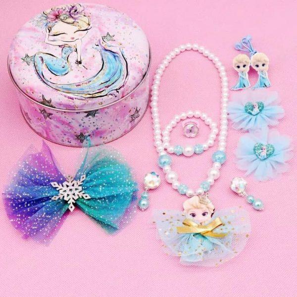 Hộp phụ kiện trang sức cho bé