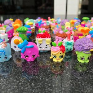 Set 25 shopkins siêu cute