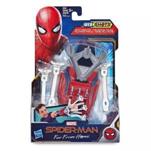 Súng bắn tơ Spiderman Web Shots Scatterblast