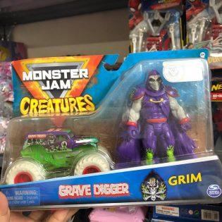 Xe hoạt hình Monster Jam