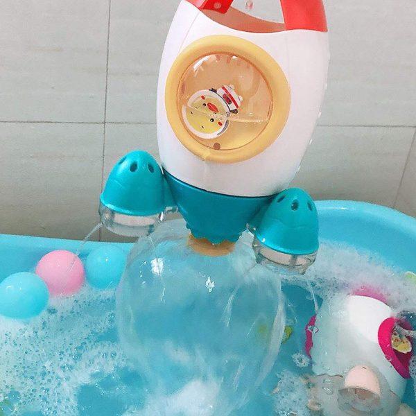 Bộ Đồ chơi nhà tắm hình phi thuyền