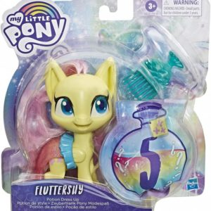 Mô hình ngựa Pony size to series Potion Dress up