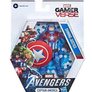 Mô hình siêu anh hùng Thor và Captian America