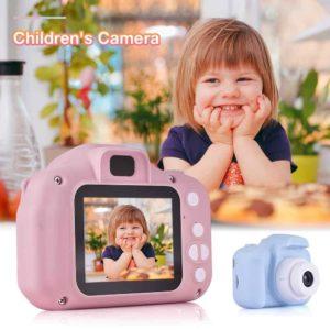 Máy ảnh mini cho bé độ phân giải cao kèm thẻ nhớ 32G