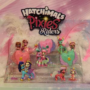 Trứng Hatchimals Pixie Riders