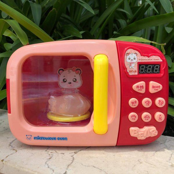 Mô hình đồ chơi máy lò vi sóng