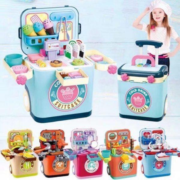 Bộ vali nghề nghiệp cho bé