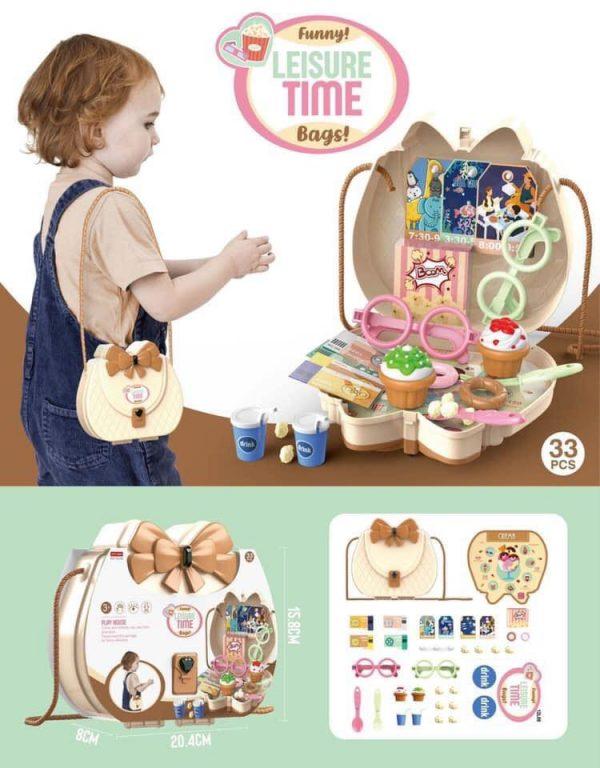 Bộ vali nghề nghiệp mini cho bé