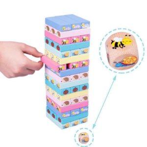 Bộ đồ chơi rút gỗ cân bằng