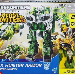 Robot biến hình Transfomer Apec Hunter Amor