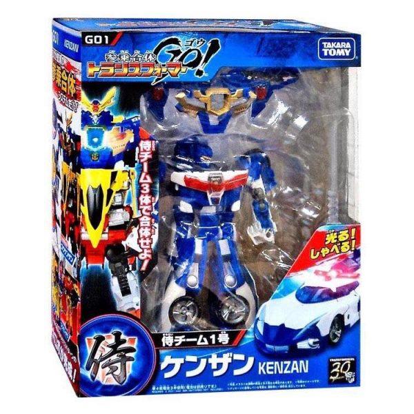 Robot cảnh sát Transfomer