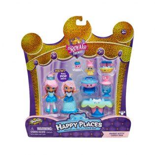 SHOPKINS Happy Places - Royal trends