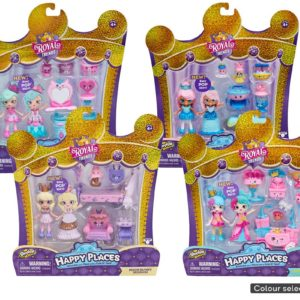 SHOPKINS Happy Places - Royal trends