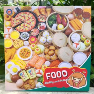 Set đồ chơi 88 món ăn