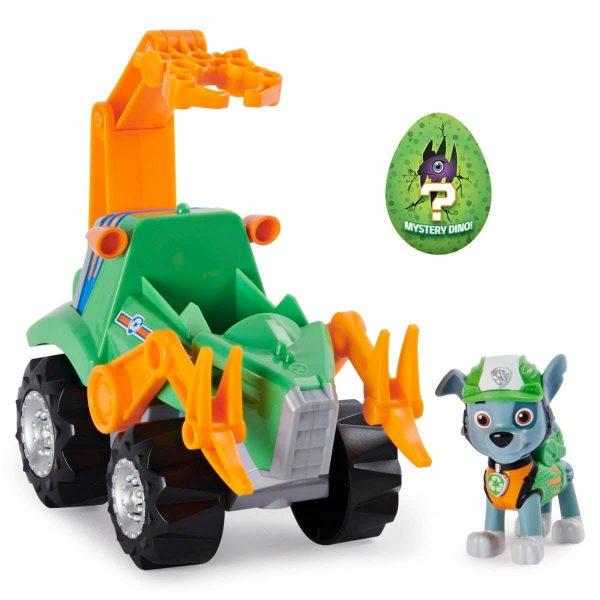 Xe cứu hộ Paw Patrol phiên bản Dino Rescue phiên bản mới nhất, hàng chính hãng