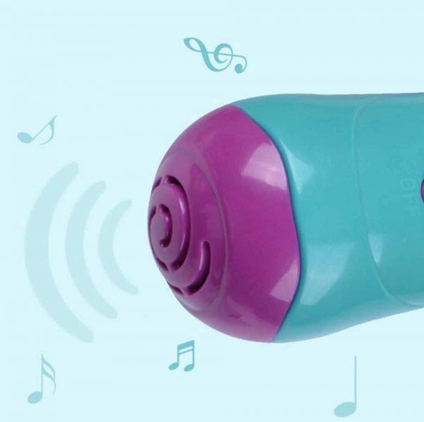 Micro hát Karaoke cho bé theo chủ đề disney hàng hãng disney