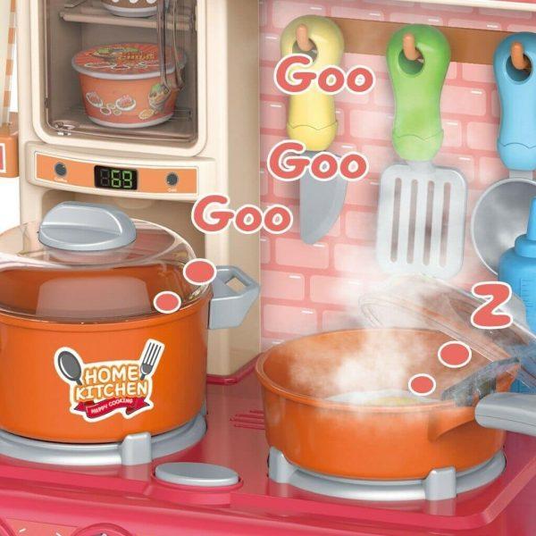 Bộ đồ chơi quầy bếp size to Kitchen Spray