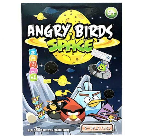 Bộ đồ chơi Angry Bird bắn heo