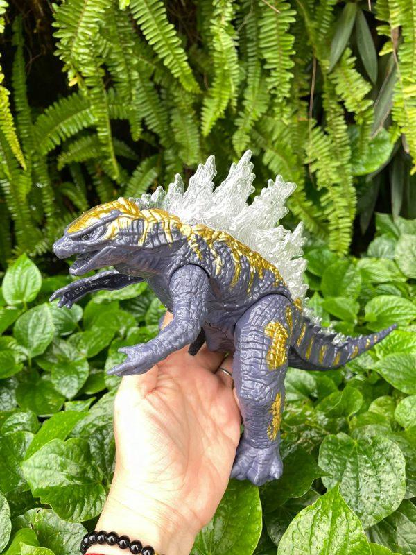 Mô hình khủng long Godzilla King Of Monster, có âm thanh có ánh sáng và có thể di chuyển